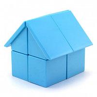 Кубик-головоломка YJ 2X2 HOUSE, домик, фото 1