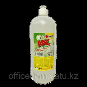 Гель для чистки сантехнического оборудования Voka WC gel, 1 л