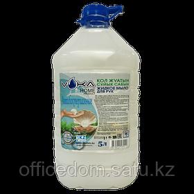 Жидкое мыло для рук Voka Econom 5л в ассортименте