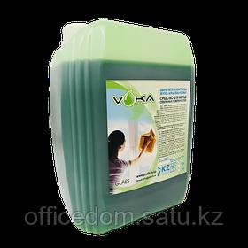 Средство для мытья стеклянных поверхностей Voka Econom, 5 л