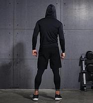 Компрессионный костюм 5в1 (тренировочный), фото 3