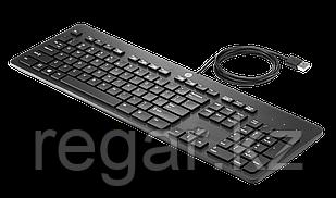 Клавиатура HP HP (Bulk-12) USB Business Slim Keyboard  KAZ