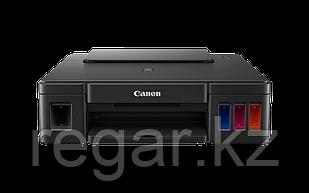 Принтер струйный Canon PIXMA G1411 принтер черный, струйный с СНПЧ, A4, цветной, ч.б. 8.8 стр/мин, цвет 5.0 стр/мин, печать 4800x1200