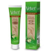 Крем для депиляции Velvet 'Алоэ и чайное дерево', для чувствительной кожи, 125 мл (комплект из 3 шт.)