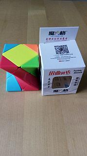 Кубик-головоломка MOFANGGE TWISTY SKEWB