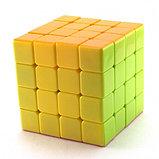 Кубик рубика 4х4х4 Moyu YUSUR Jongjun цветной, фото 3