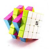 Кубик рубика 4х4х4 Moyu YUSUR Jongjun цветной, фото 5