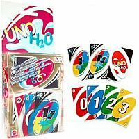 Настольная игра UNO пластиковая, фото 1