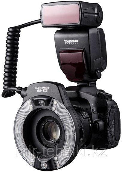 Фотовспышка Yongnuo YN-14EX II Macro TTL для Canon