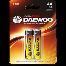 Батарейки DAEWOO LR6EA-2B