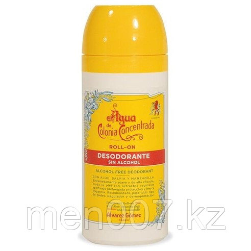 Aqua de Colonia Concentrada 75 мл (натуральный шариковый дезодорант)