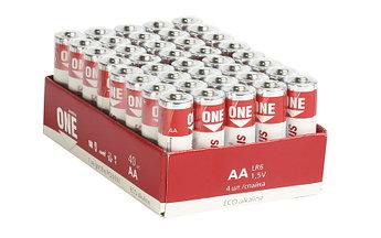 Батарейка алкалиновая Smartbuy ONE LR6/40 bulk Eco
