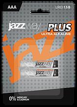 Батарейки JAZZWAY LR03UP-2B