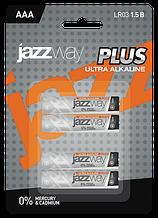 Батарейки JAZZWAY LR03UP-4B