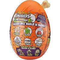 Игрушка  Гигантское яйцо динозавра Smashers Zuru