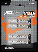 Батарейки JAZZWAY LR6UP-4B