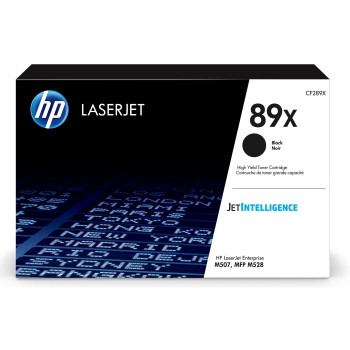 Лазерный картридж HP CF289X LaserJet 89X (Black)