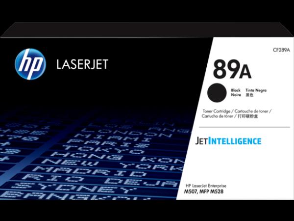 Оригинальный лазерный картридж HP CF289A LaserJet 89A (Black)