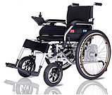 Инвалидная коляска электр.,30 Кг, COSIN COLOR 180H, 24v 500w (2*250w). Аккум. гелевый 24v 12A/H., фото 2
