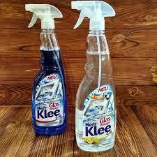 Средство для мытья окон Herr Klee C.G. Glas Reiniger 1 л. с триггером, фото 2