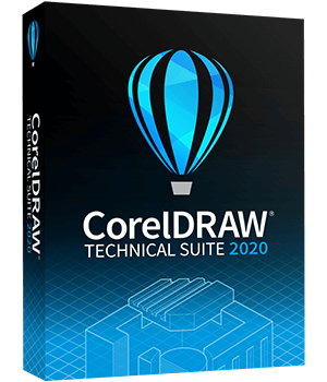 CorelDRAW Technical Suite 2020 Business