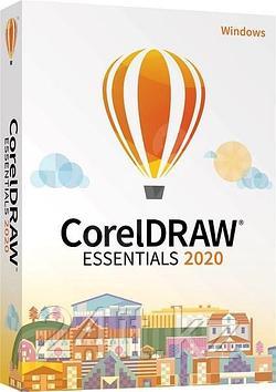 CorelDraw Essentials 2020. Электронный ключ.