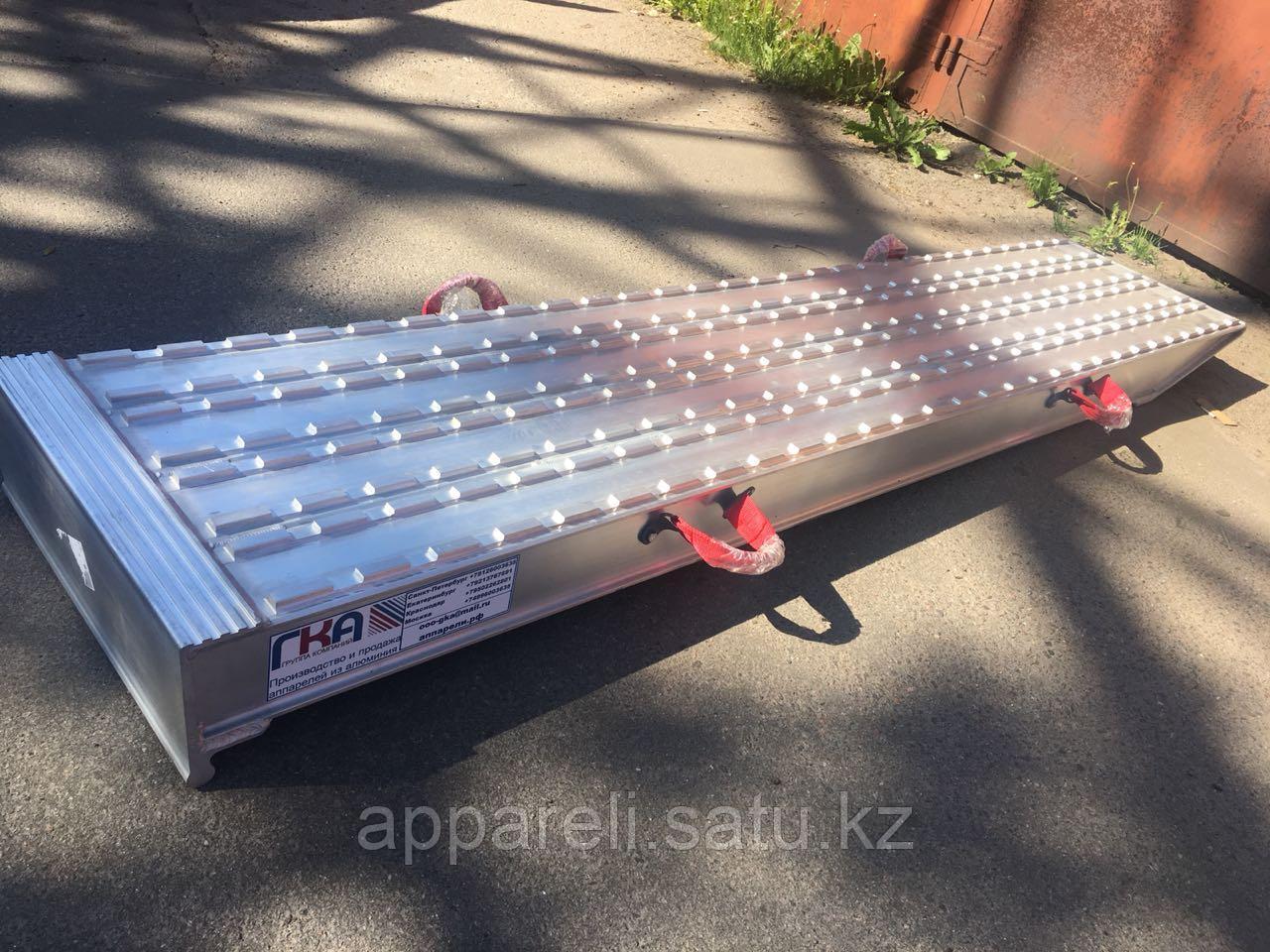 Производство рамп/сходней/аппарелей 42-50 тонн
