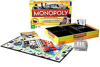 Настольная игра Монополия Россия с банковскими картами 6141