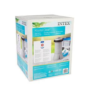 Насос-фильтр Intex 28604 картриджный (2006 л/час, 530 галон), фото 2