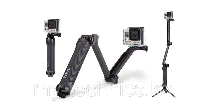 Монопод 3-Way 3-in-1 Mount for GoPro дубликат