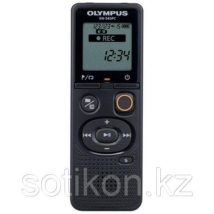 Диктофон Olympus VN-540 PC E1 4GB черный, фото 2