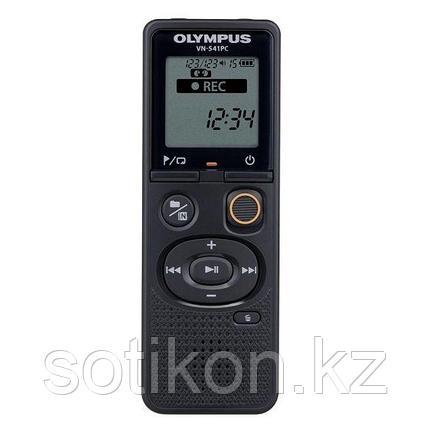 Диктофон Olympus VN-541PC с чехлом CS131 черный, фото 2