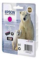 Картридж Epson C13T26134010 XP600/7/8 пурпурный