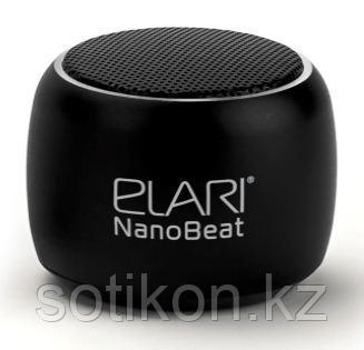 Компактная акустика Elari NanoBeat черный