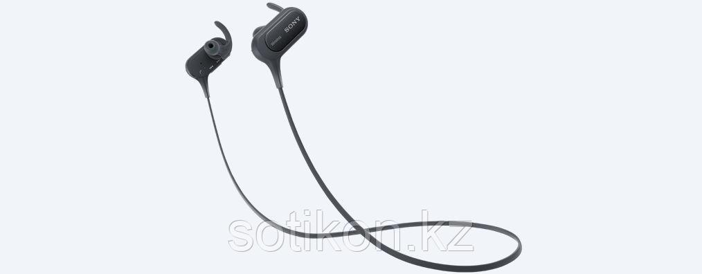 Наушники-вкладыши беспроводные Sony MDRXB50BSB.E черный