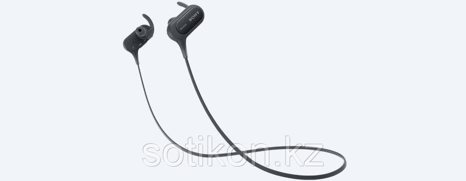 Наушники-вкладыши беспроводные Sony MDRXB50BSB.E черный, фото 2