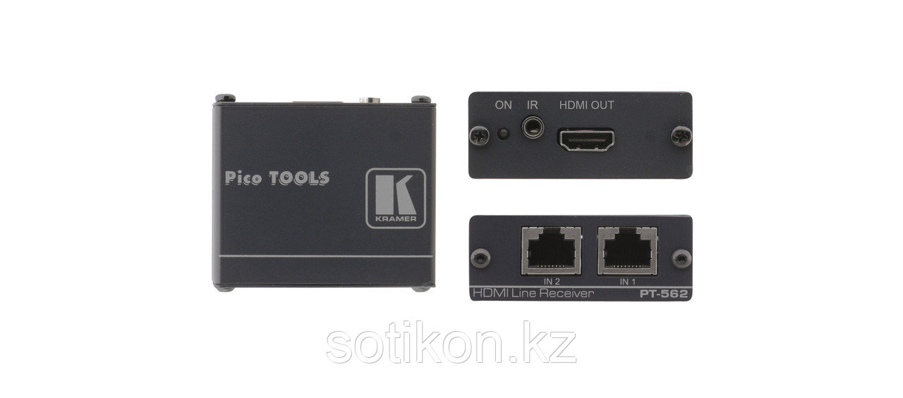 Приемник Kramer PT-562 HDMI и ИК-сигналов по двум витым парам
