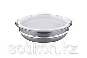 Салатница с крышкой VINZER 89210 20 см 2.2 л