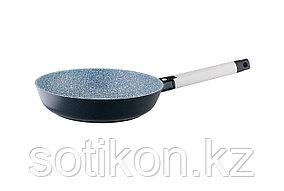Сковорода VINZER Greblon Compact Induction 89512 26 см