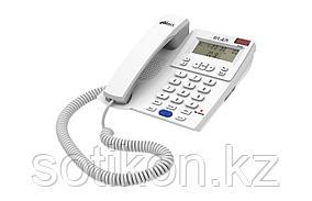 Телефон проводной Ritmix RT-471 белый
