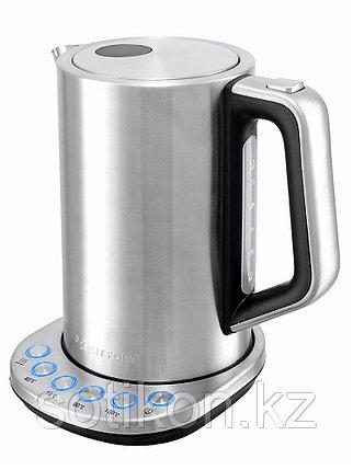 Электрический чайник Kitfort KT-621 металл, фото 2