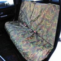 Раздельный чехол на заднее сиденье Tplus для УАЗ ПАТРИОТ, 4шт., нато (T014364)