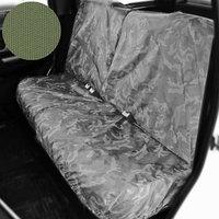 Раздельный чехол на заднее сиденье Tplus для УАЗ ПАТРИОТ, 4шт., олива (T014368)