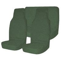 Комплект грязезащитных чехлов перед/зад, оксфорд 210, олива, мешок для хранения