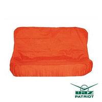 Чехол грязезащитный на заднее сиденье Tplus для УАЗ ПАТРИОТ, оранжевый (T014055)