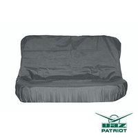 Чехол грязезащитный на заднее сиденье Tplus для УАЗ ПАТРИОТ, серый (T014054)