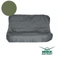 Чехол грязезащитный на заднее сиденье Tplus для УАЗ ПАТРИОТ, олива (T014060)