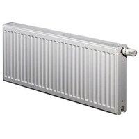 Радиатор стальной Buderus K-profil 22, 300 x 900 мм, 1071 Вт, боковое подключение