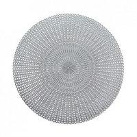 Подставка под горячее, d41 см, цвет серебро