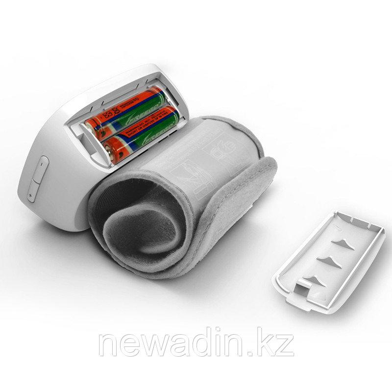 Компактный цифровой тонометр/пульсометр - фото 4